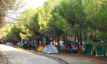 Çanakkale, Kabatepe Kampı (2.gün: şehitlikler)