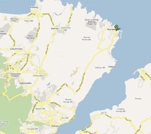 rumelifeneri_map