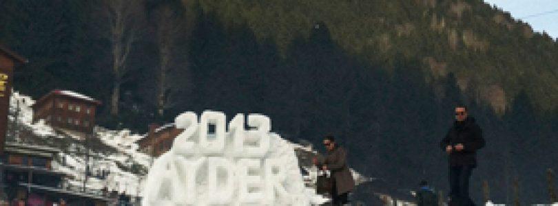Ayder Kar Şenliği 2013