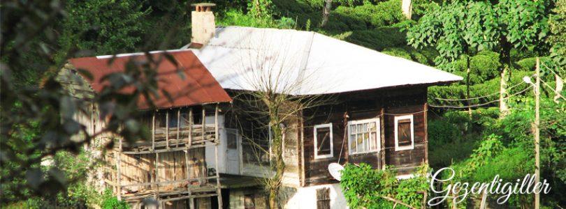 Rize Kömürcüler Köyü