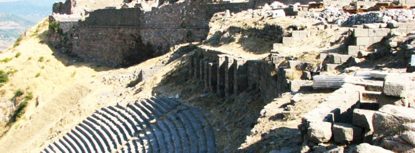 Bergama – (Pergamos Acropolis)
