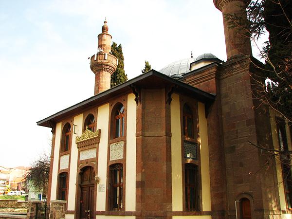 Söğüt'te bir cami