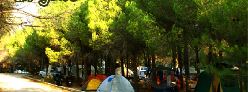 Çanakkale, Kabatepe Kampı  (1.gün: yolculuk ve ilk kampımız)