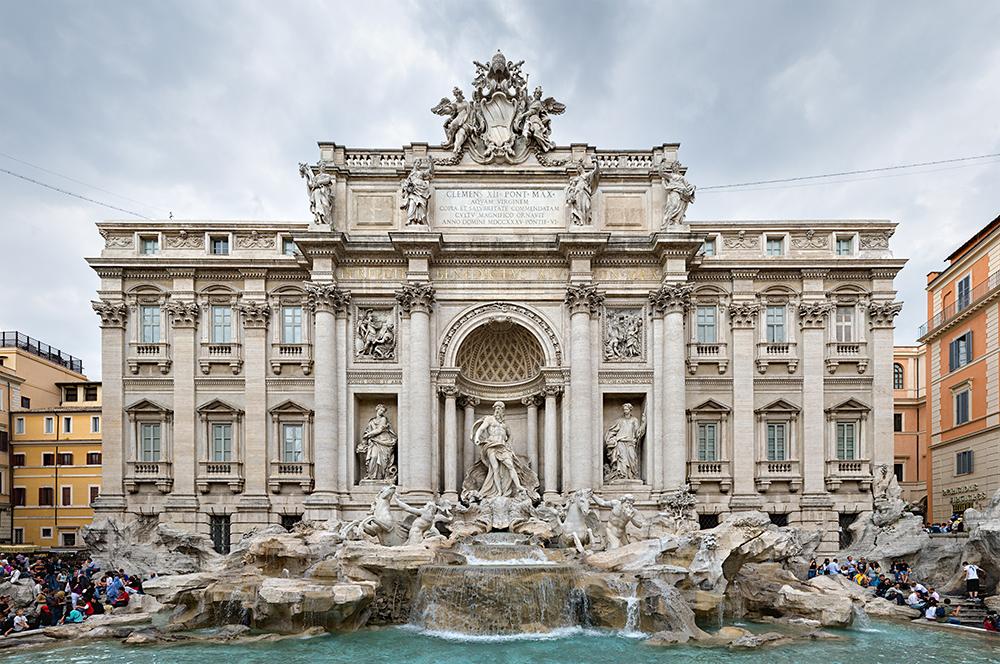 Roma Aşk Çeşmesi'nin Hikayesi