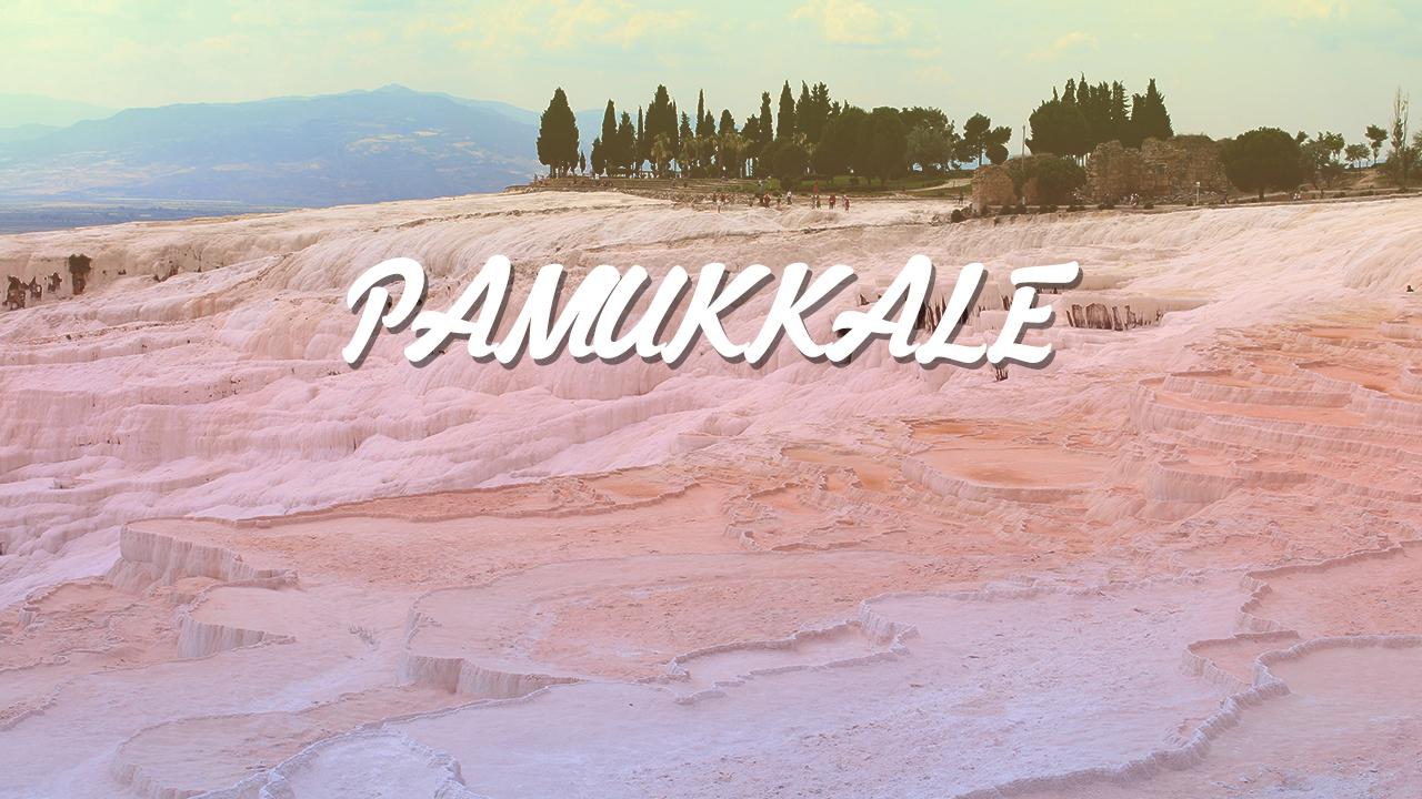 Dönüş Rotası: Pamukkale (Hierapolis)