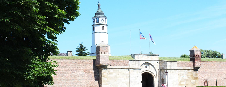 Balkan turumuzun ilk durağı Belgrad