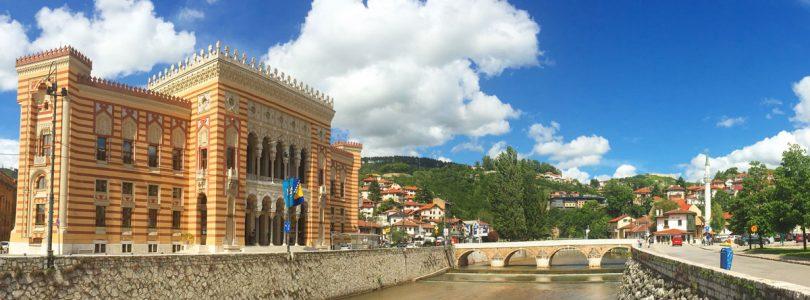 Balkan turumuzun ikinci durağı: Bosna-Hersek / Saraybosna
