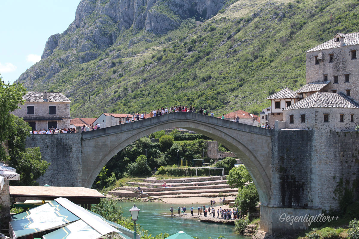 Balkan gezimizin üçüncü günü: Blagaj, Mostar ve Trebinye
