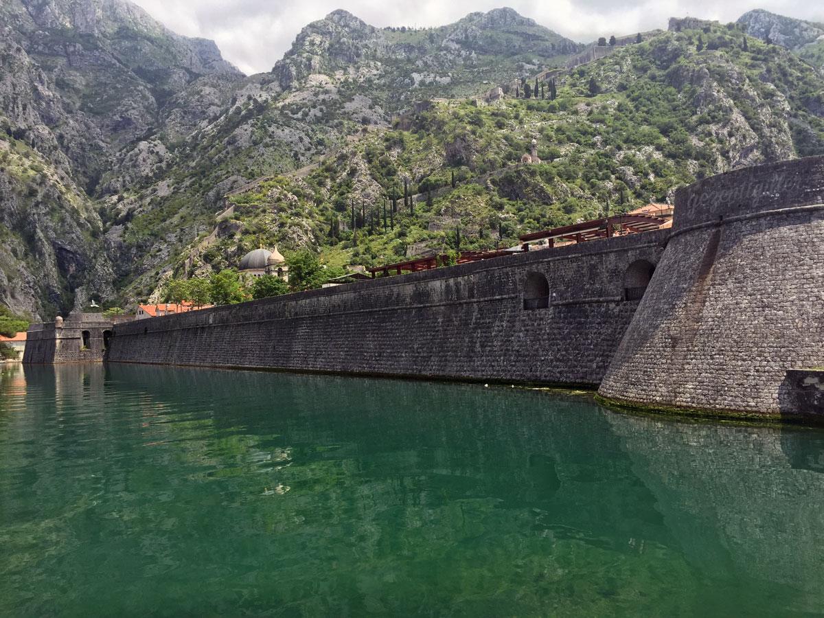 kotor - venedik duvarı