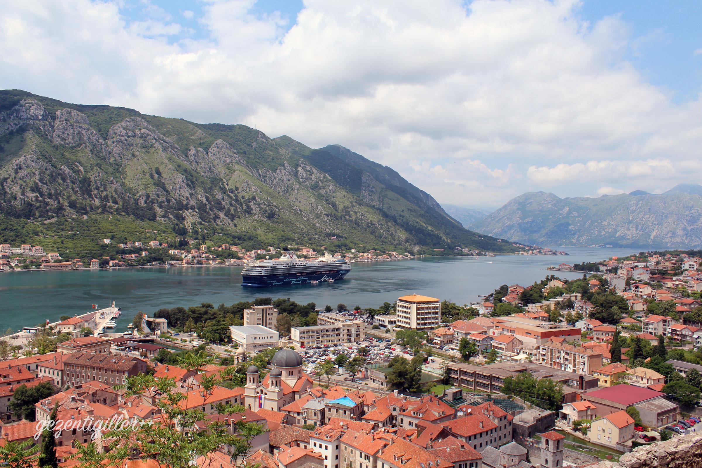 Balkan gezimizin dördüncü günü: Kotor – Budva