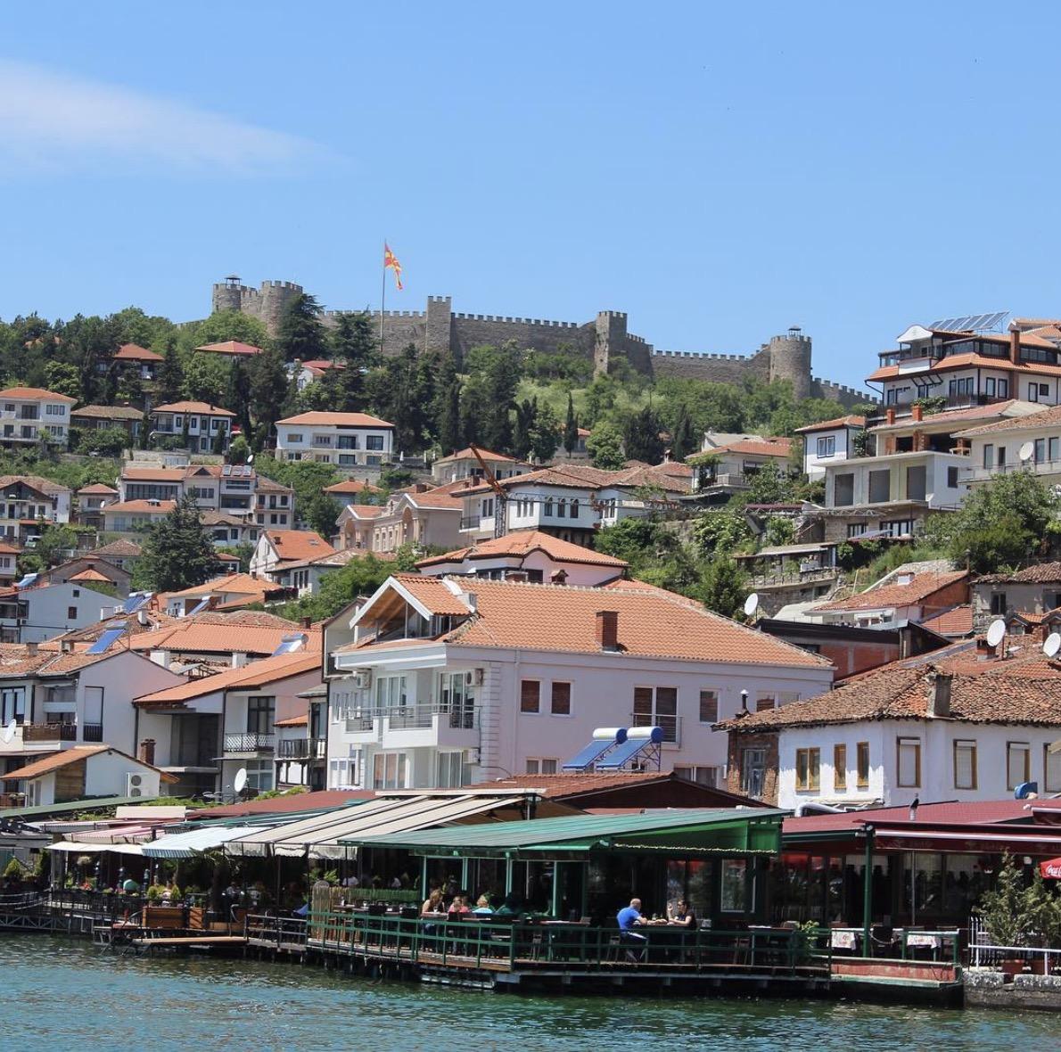 Balkan Gezimizin Beşinci ve Altıncı Günleri: Tiran (Arnavutluk) ve Ohrid (Makedonya)