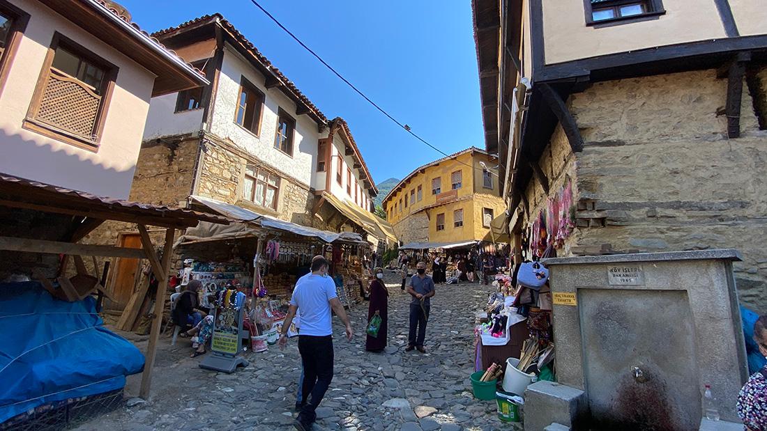Hafta sonu gezilebilecek huzur dolu köyler