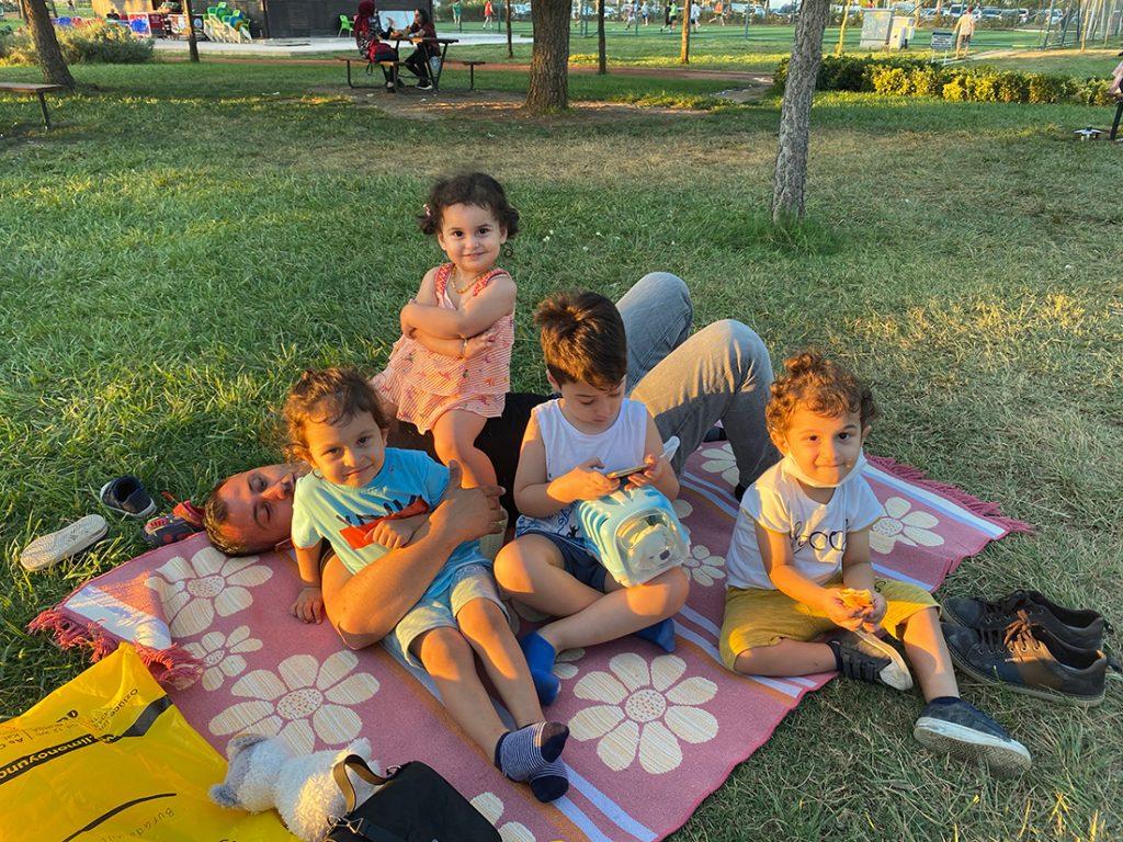 Bursa Hüdavendigar Parkı